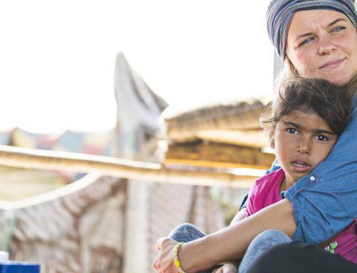 """""""Hvordan én dansk skolelærer satte sig for at gøre det, ingen troede var muligt, for børn fra Syrien"""""""